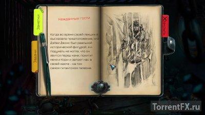 Кошмары из глубин 3: Дэйви Джонс. Коллекционное издание (2014) PC