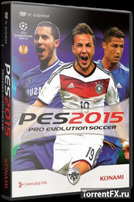 PES 2015 / Pro Evolution Soccer 2015 [Update 2] (2014) PC | RePack �� R.G. Catalyst