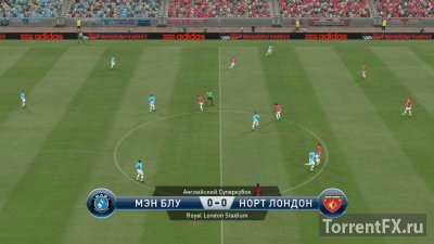 PES 2015 / Pro Evolution Soccer 2015 [Update 2] (2014) PC | RePack от R.G. Catalyst