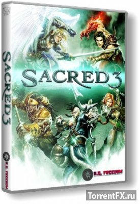 Sacred 3 [Update 2] (2014) PC | RePack �� R.G. Freedom