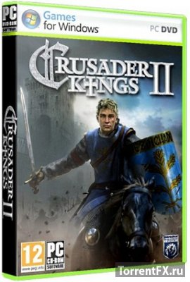 Крестоносцы 2 / Crusader Kings 2 [v 2.3 + 45 DLC] (2012) PC | RePack от R.G. Games