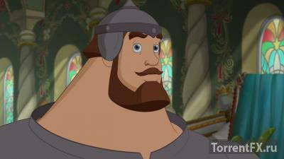 Три богатыря: Ход конем (2014) WEB-DL 720p