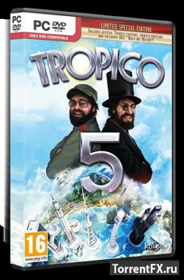Tropico 5 [v 1.08 + 8 DLC] (2014) PC | ��������