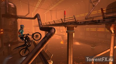 Trials Fusion: Fire in the Deep (2015) РС | Лицензия