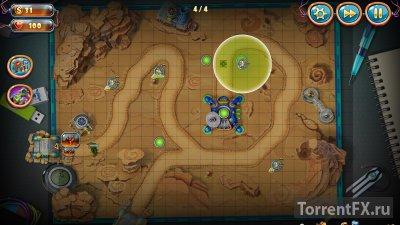 Солдатики 4. Звездный десант (2015) PC