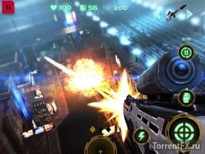 Dead Earth: Sci-fi FPS Shooter (2015) Android