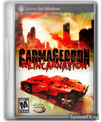 Carmageddon: Reincarnation [v 0.9.0.6670] (2014) PC | Early Access / Beta