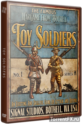 Toy Soldiers (2012) PC | RePack от R.G. Механики