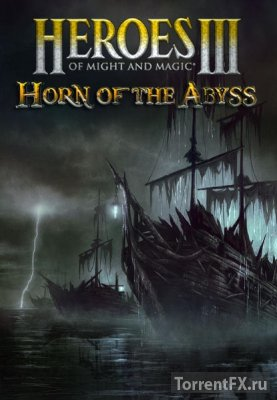 ����� ���� � ����� 3: ��� ������ / Heroes of Might & Magic 3: Horn of the Abyss [v1.3.5] (2015) PC