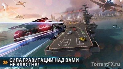 Асфальт 8: На взлёт / Asphalt 8: Airborne (2015) Android