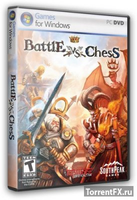 Battle vs Chess: Floating Island (2015) РС | Лицензия