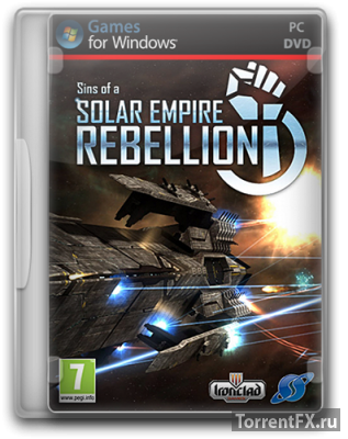 Закат Солнечной Империи - Восстание / Sins of a Solar Empire - Rebellion (2012) PC | RePack