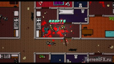 Hotline Miami 2: Wrong Number [v 1.01] (2015) PC | Лицензия