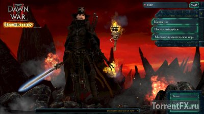 Warhammer 40,000: Dawn of War II: Retribution - Complete Edition (2011) PC | Лицензия