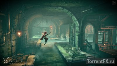 Woolfe - The Red Hood Diaries (2015) PC | Repack от FitGirl