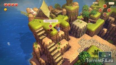 Oceanhorn: Monster of Uncharted Seas (2015) PC | RePack �� R.G. Steamgames