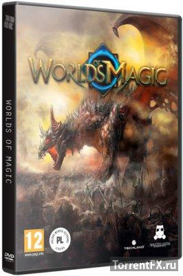 Worlds of Magic (2015) PC | RePack �� xGhost
