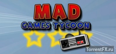 Mad Games Tycoon [v0.150316A] (2015) PC | RePack
