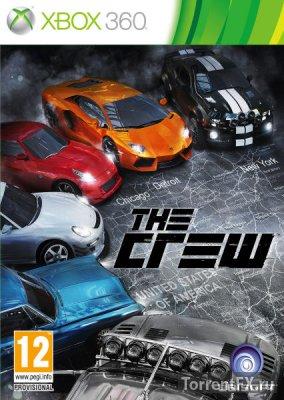 The Crew (2014) XBOX360 [LT 1.9]