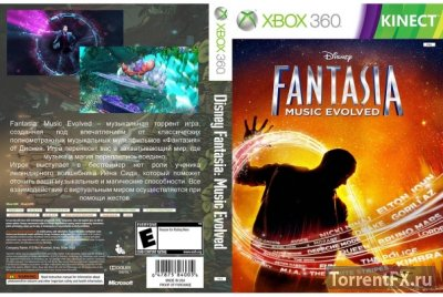 Fantasia: Music Evolved (2014) XBOX360 [FreeBoot]