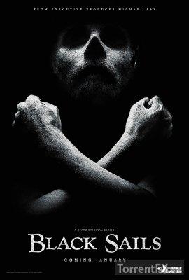 Чёрные Паруса, сезон 2 (2015) WEB-DLRip