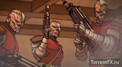 Росомаха. Оружие Икс: Завтра умрёт сегодня (2014) DVDRip