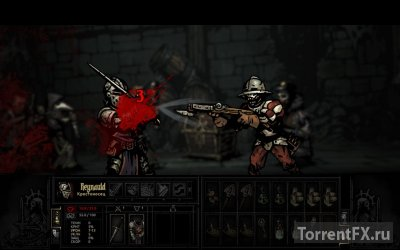 Darkest Dungeon (2015) PC | SteamRip от Let'sРlay