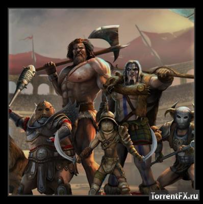 I, Gladiator (2015) PC | RePack от xatab