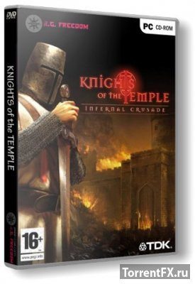 Тамплиеры: Крестовый поход / Knights of the Temple: Infernal Crusade (2004) PC | RePack от R.G. Freedom