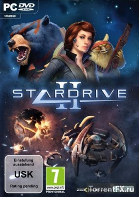 StarDrive 2 [Update 1] (2015) PC | RePack �� FitGirl