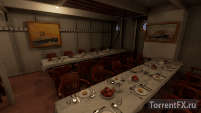 Титаник: Честь и Слава / Titanic: Honor and Glory (2015) PC | Demo