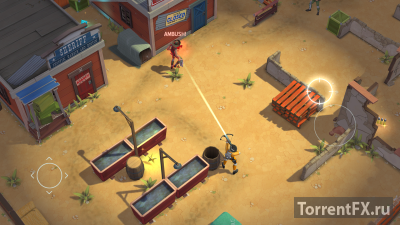 Space Marshals (2015) Android