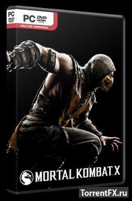 Mortal Kombat X (2015/Update 1) RePack от R.G. Steamgames