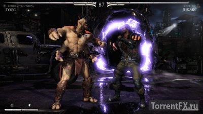 Mortal Kombat X (2015 / Update 18) RePack от xatab