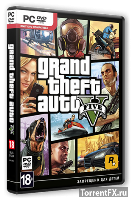 GTA 5 / Grand Theft Auto V (2015/Update 1) RePack от R.G. Steamgames