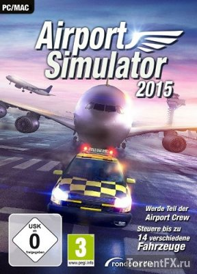 Airport Simulator 2015 (2015) PC | ��������