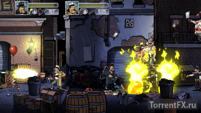 Guns, Gore & Cannoli (2015) PC | Лицензия