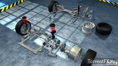 Car Mechanic Simulator 2015 (2015) PC | RePack от R.G. Revenants