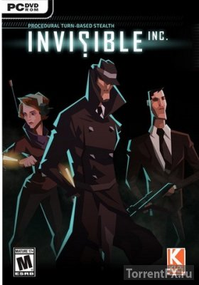 Invisible Inc (2015) PC | Steam-Rip от Let'sРlay