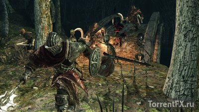 Dark Souls II: Scholar of the First Sin (2015 / v 1.01 r 2.01) RePack от xatab