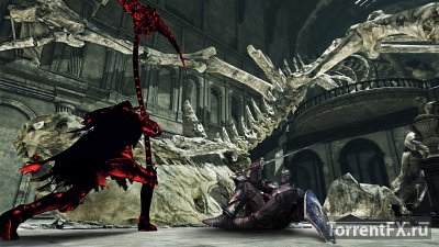 Dark Souls II: Scholar of the First Sin (2015 / v 1.01 r 2.01) RePack от xatab