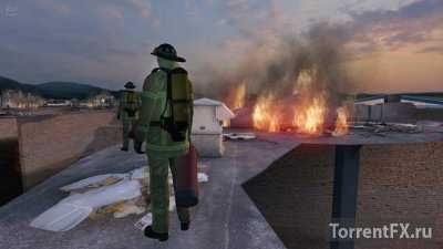 Airport Firefighters: The Simulation (2015) PC