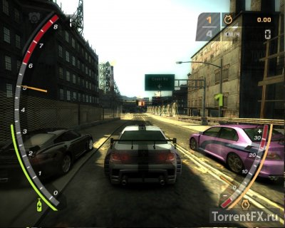 Need for Speed: Most Wanted - Black Edition (2005) PC | RePack от R.G. Механики