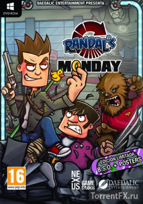 Randal's Monday (2014) PC