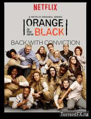 Оранжевый - новый черный, третий сезон  (2015) WEBRip