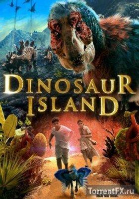Остров динозавров (2014) HDRip