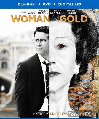 Женщина в золотом (2015) HDRip