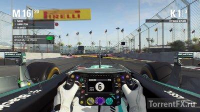 F1 2015 (2015 / Update 3) RePack �� R.G. Steamgames
