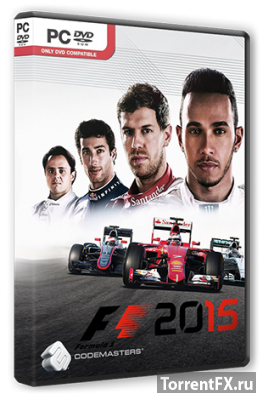 F1 2015 (2015 / Update 3) RePack �� R.G. Steamgames