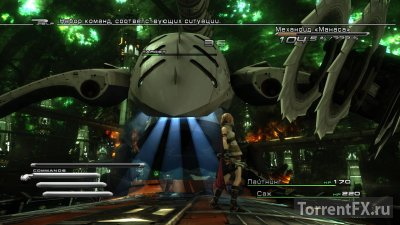 Final Fantasy XIII [Update 3] (2014) PC | RePack от R.G. Steamgames